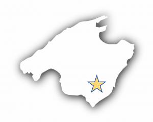 Mallorca Südosten Karte