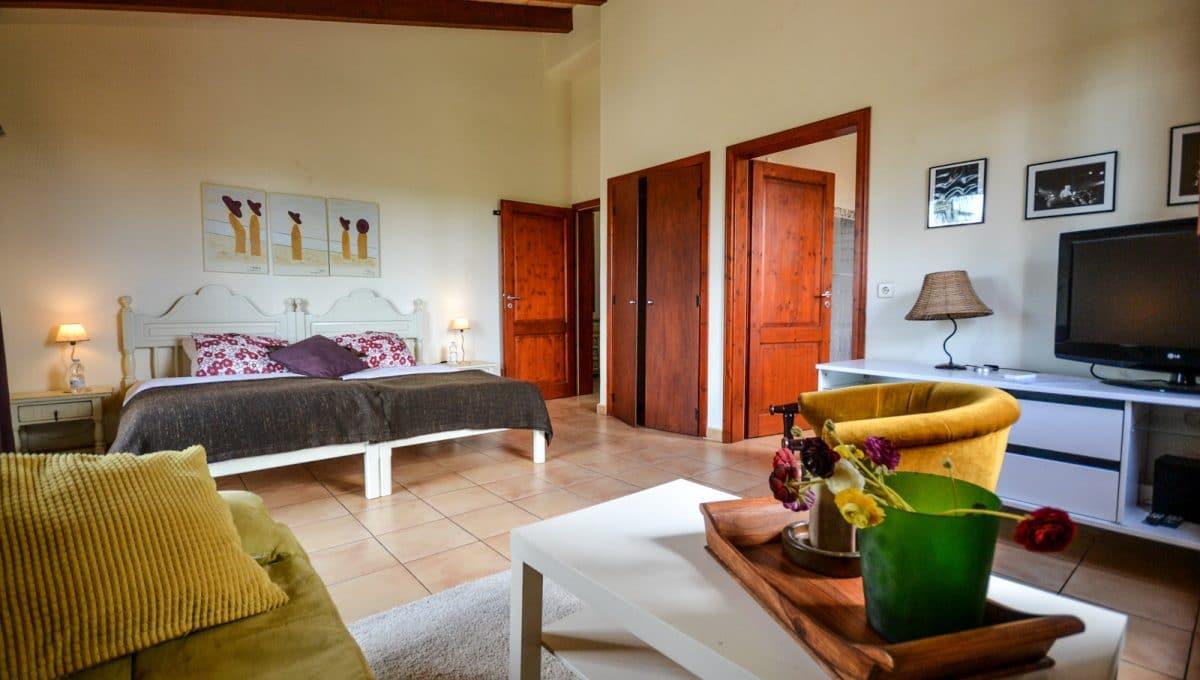 Schlafzimmer Immobilie Felanitx