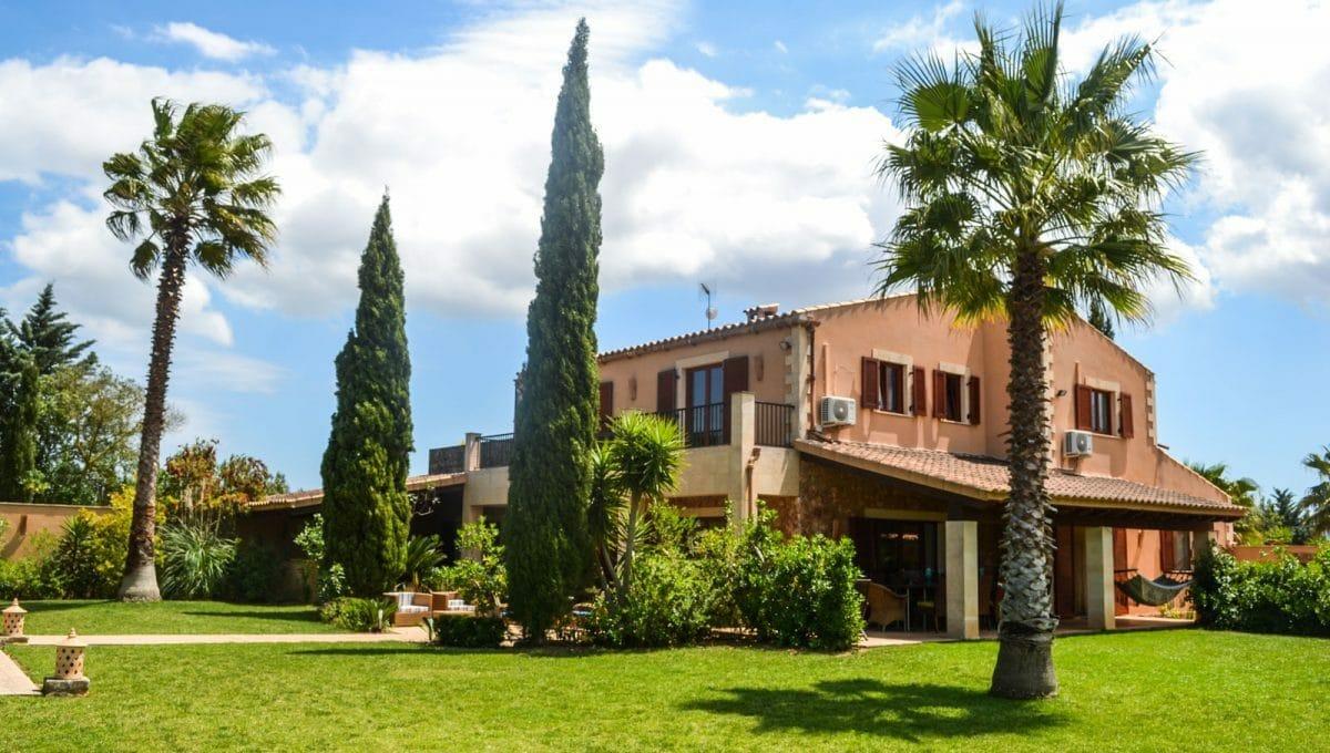 Immobilien Felanitx Mallorca Finca
