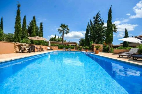 Immobilien Felanitx Finca Pool