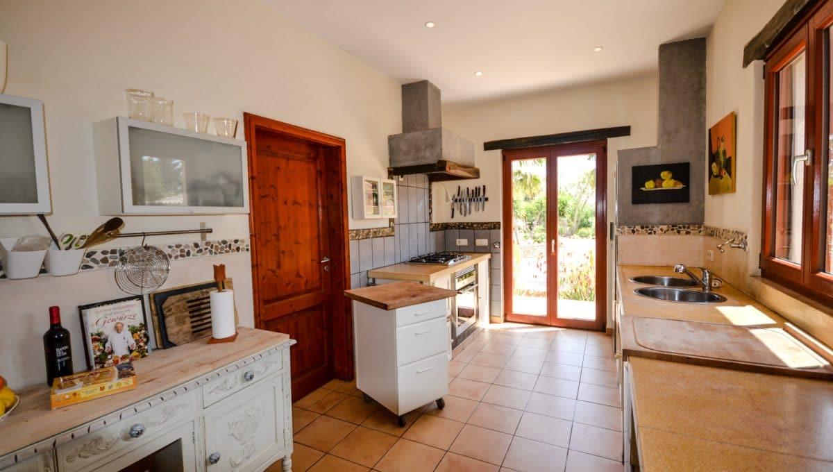 Küche Immobilie Felanitx Mallorca