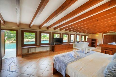 Immobilie Portocolom mit Strand Zugang