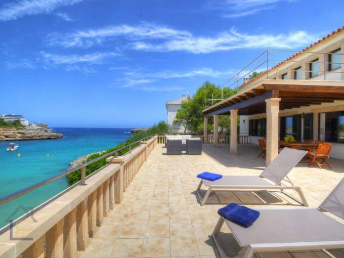 Villa Portocolom Luxus Immobilie