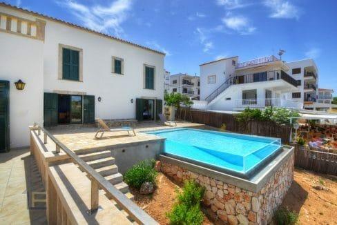 Luxus Villa Portocolom zu verkaufen