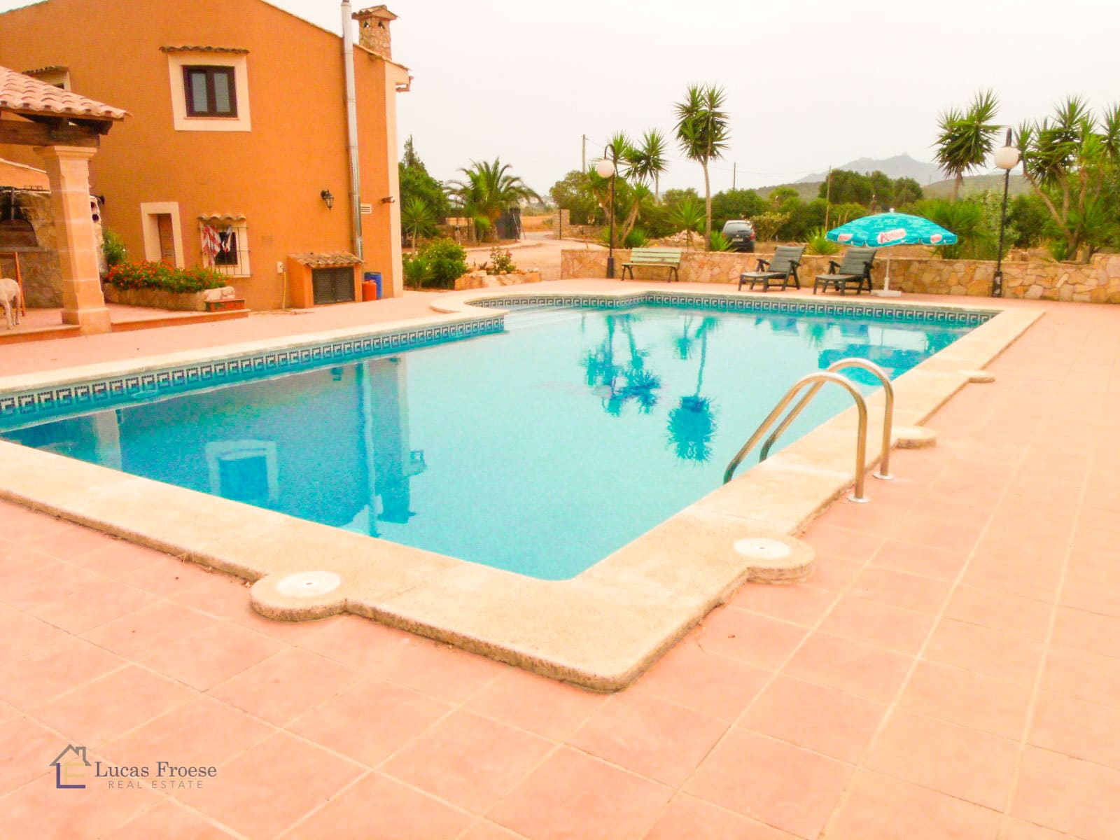 Nice Finca with Pool in Son Mesquida