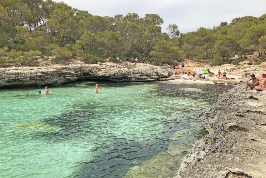 Calo d'es Borgit Mallorca