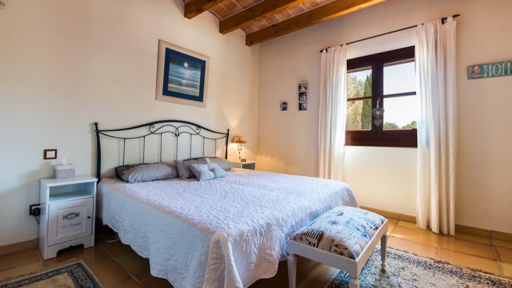 Finca Ses Salines Leuchtturm auf Mallorca