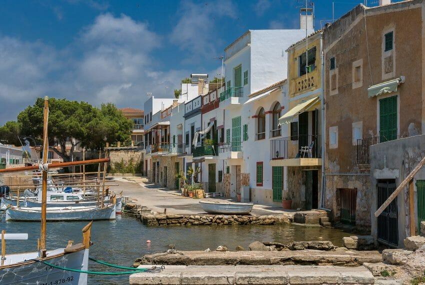 Portocolom Mallorca Fischerdorf