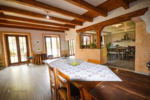 Finca Felanitx Immobilie Wohnzimmer