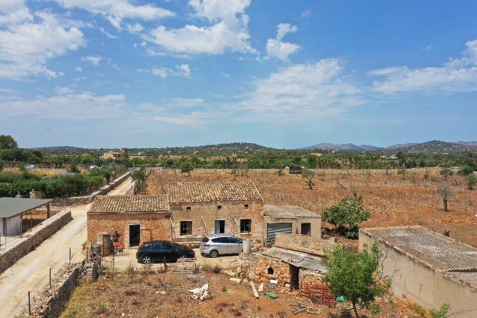Portocristo-finca-investment-Drone01