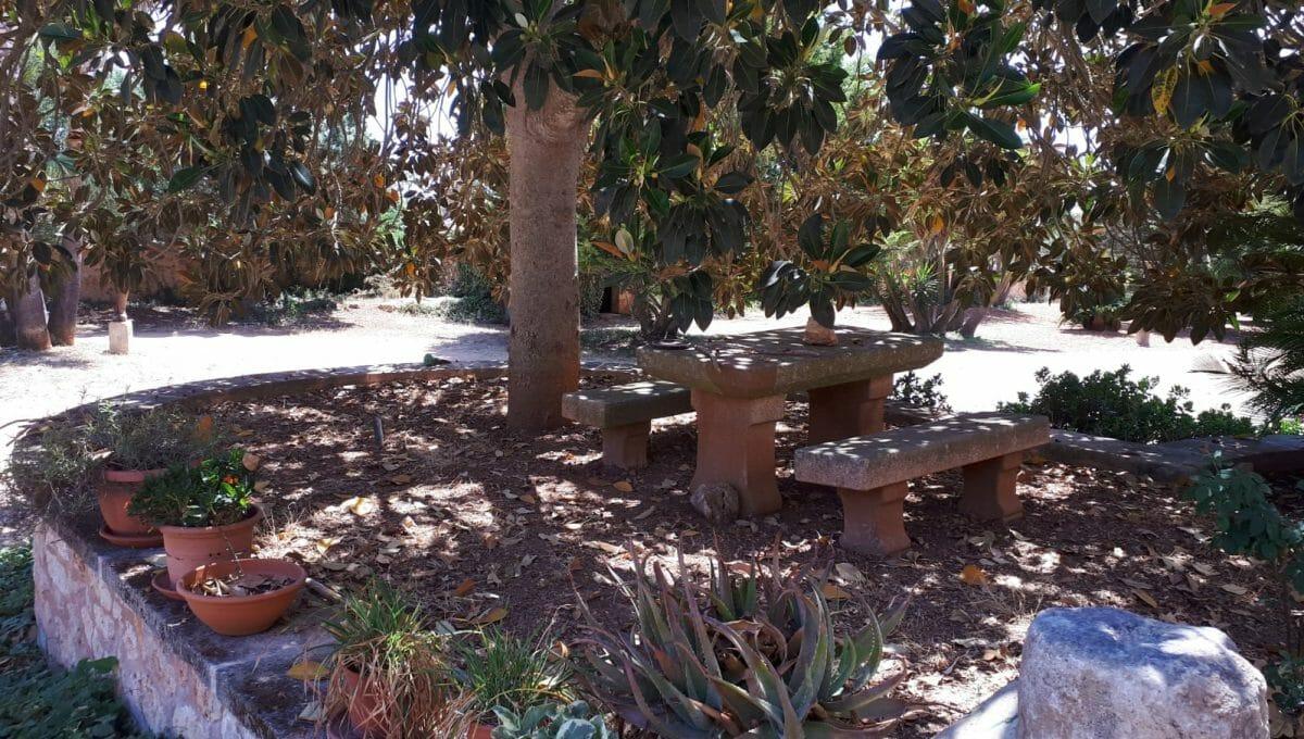 Mallorquinischer Garten