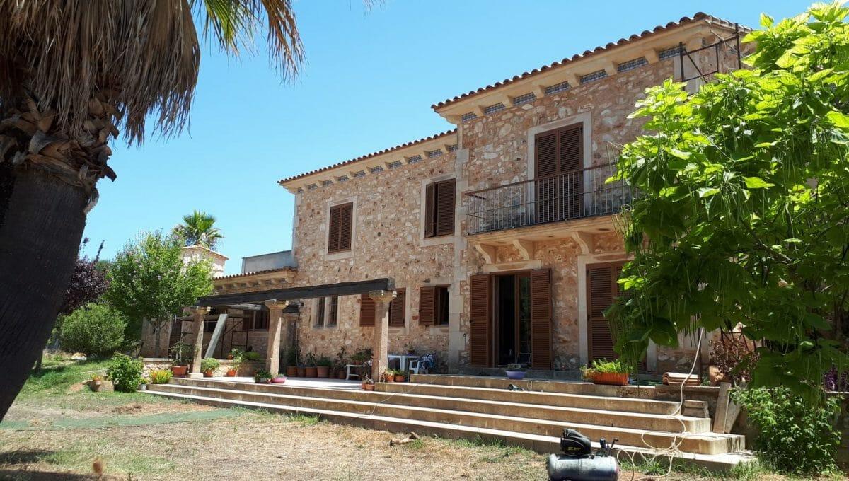 Luxus Finca mit Garten Mallorca