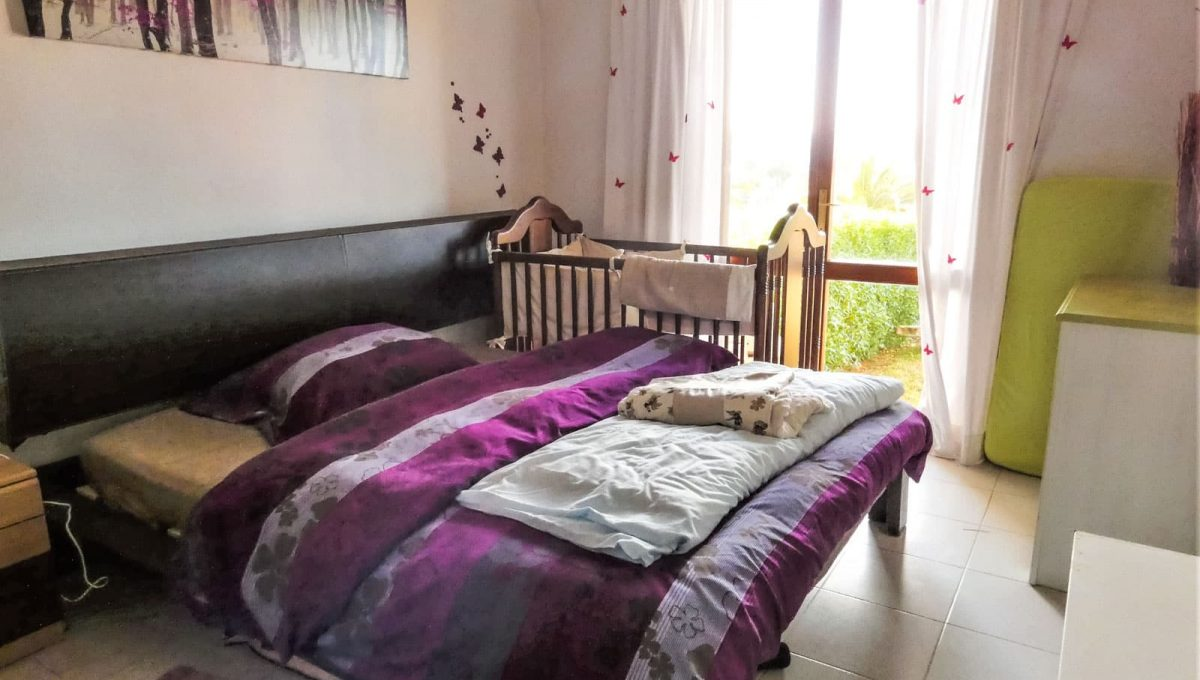 Schlafzimmer Wohnung Calador