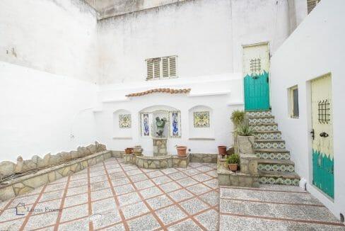 Terrasse Felanitx Herrenhaus Immobilie
