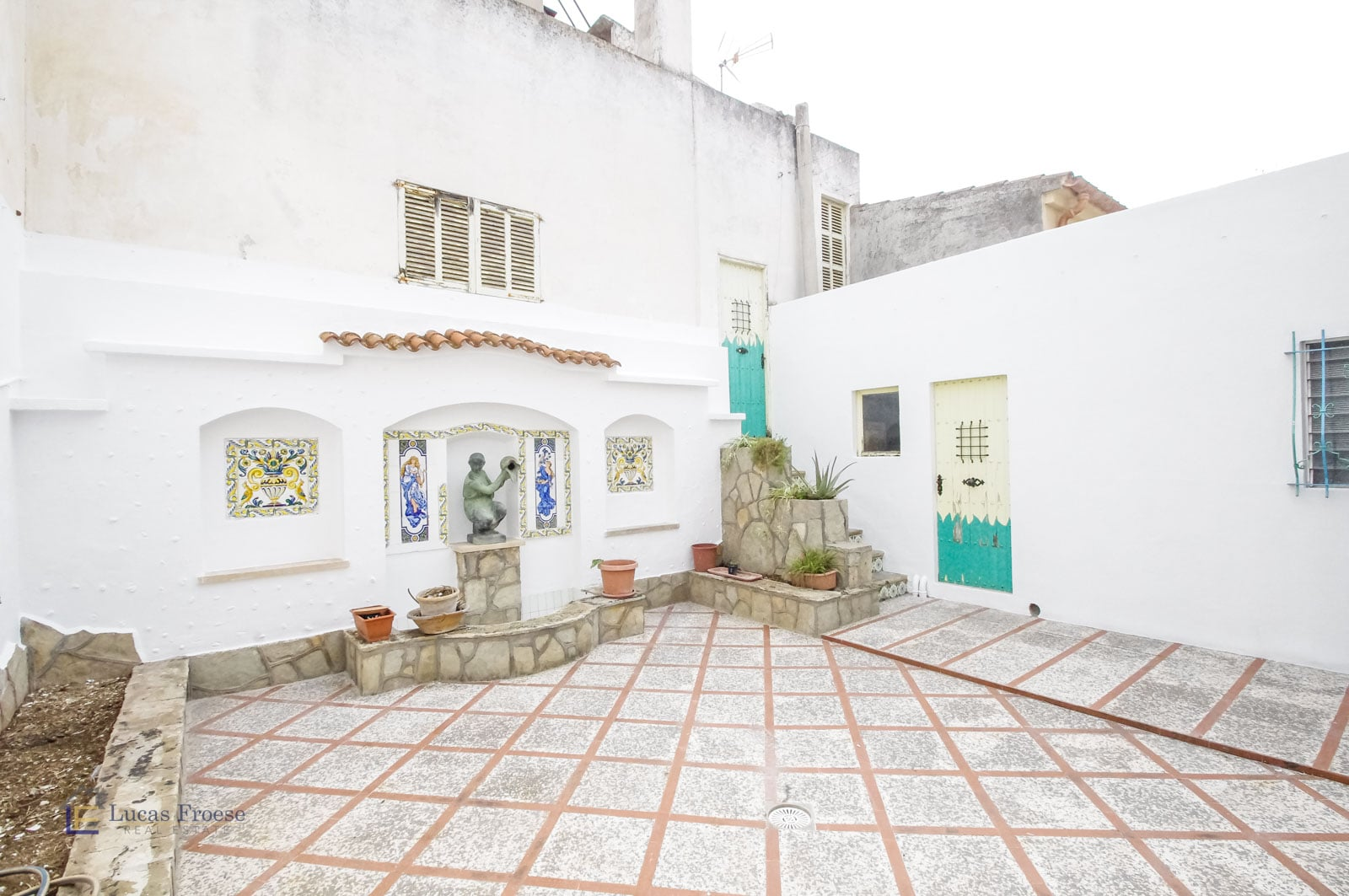 SOLD – Manor house in the city centre of Felanitx