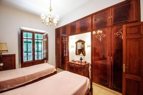 Schlafzimmer Stadthaus Felanitx