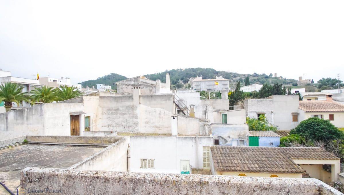 Aussicht Felanitx Herrenhaus Immobilie