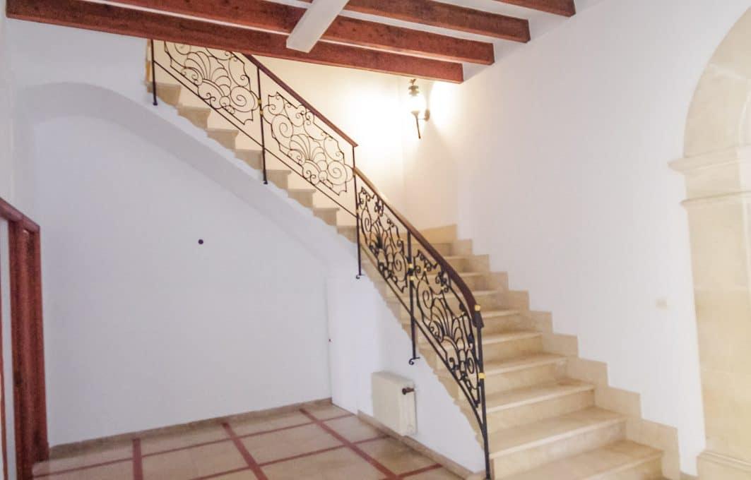 Treppe Felanitx Herrenhaus Immobilie