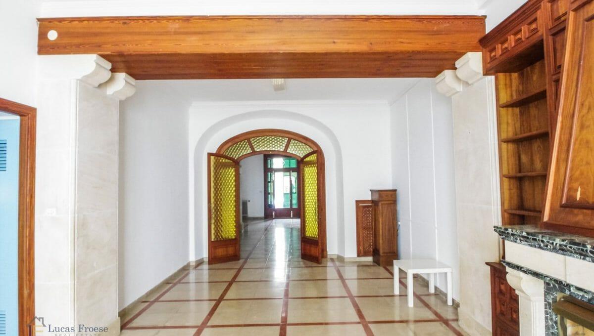 Wohnzimmer Herrenhaus Felanitx