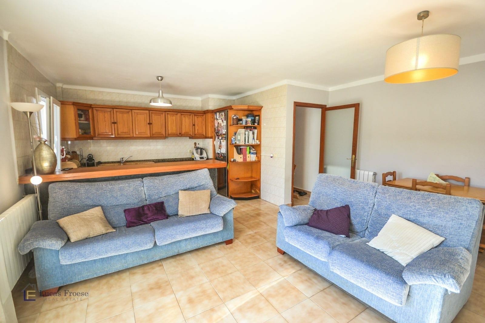Wohnung mit 3 Zimmern und möbliert in Felanitx