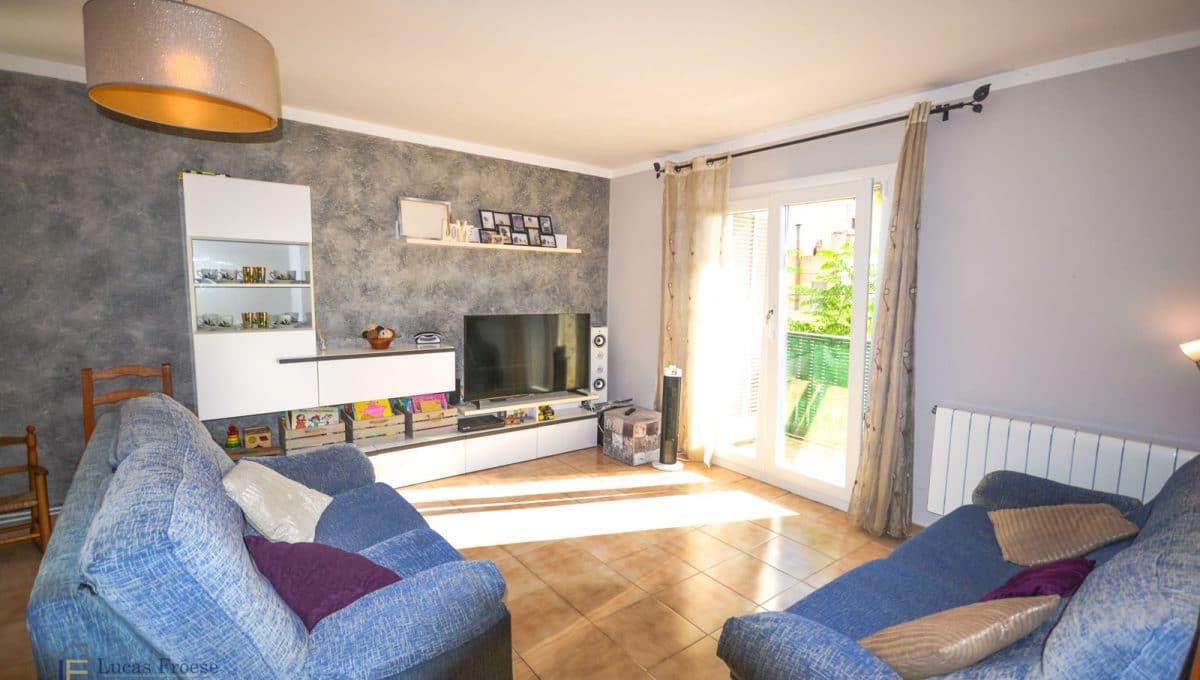 Felanitx Wohnung Wohnzimmer Mallorca