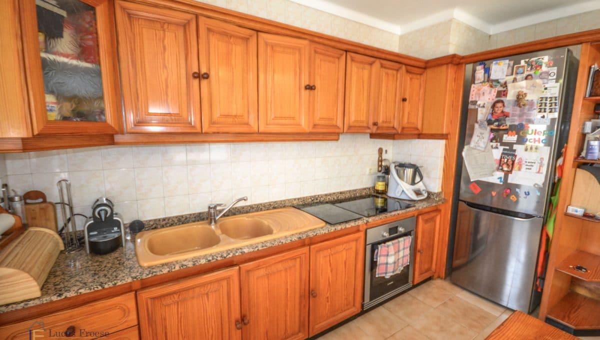 Felanitx Wohnung Küche Immobilie