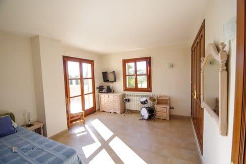 Schlafzimmer Finca Felanitx Mallorca