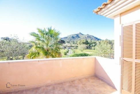 Ausblick Finca Mallorca Felanitx