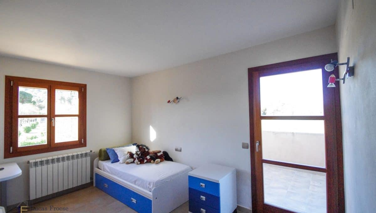 Neubau Finca mit Swimmingpool Zimmer