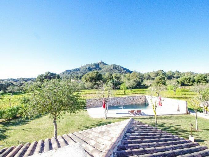 Finca Grundstück Mallorca Immobilie