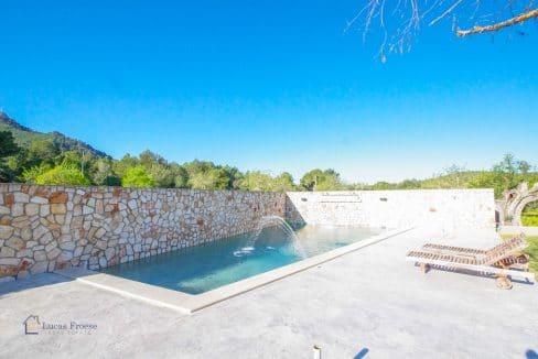 Swimmingpool Finca Felanitx