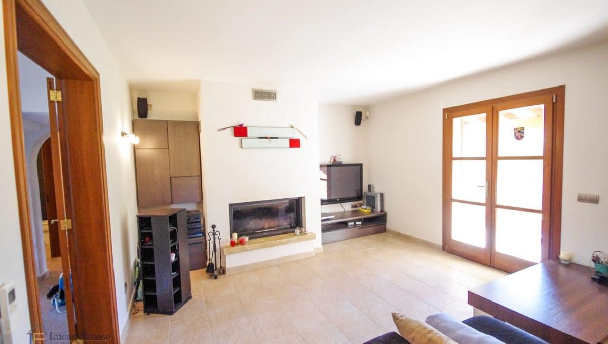 Wohnzimmer Felanitx Finca Mallorca