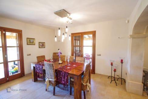 Wohnzimmer Immobilie Felanitx