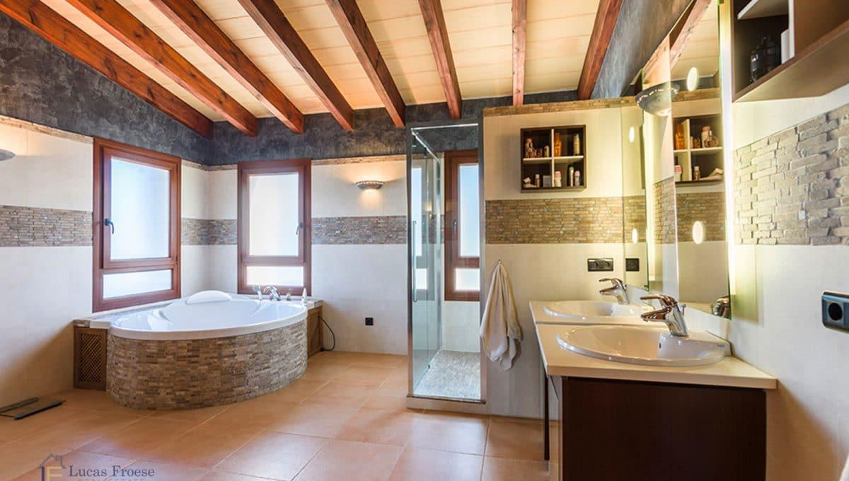 Luxus Badezimmer Felanitx Finca