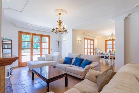 Wohnzimmer Finca Felanitx