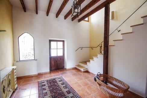 Immobilie Eingang Finca Mallorca