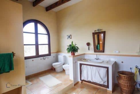 Badezimmer Mallorca Felanitx Finca