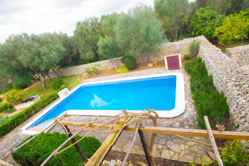 Finca Felanitx mit pool auf Mallorca