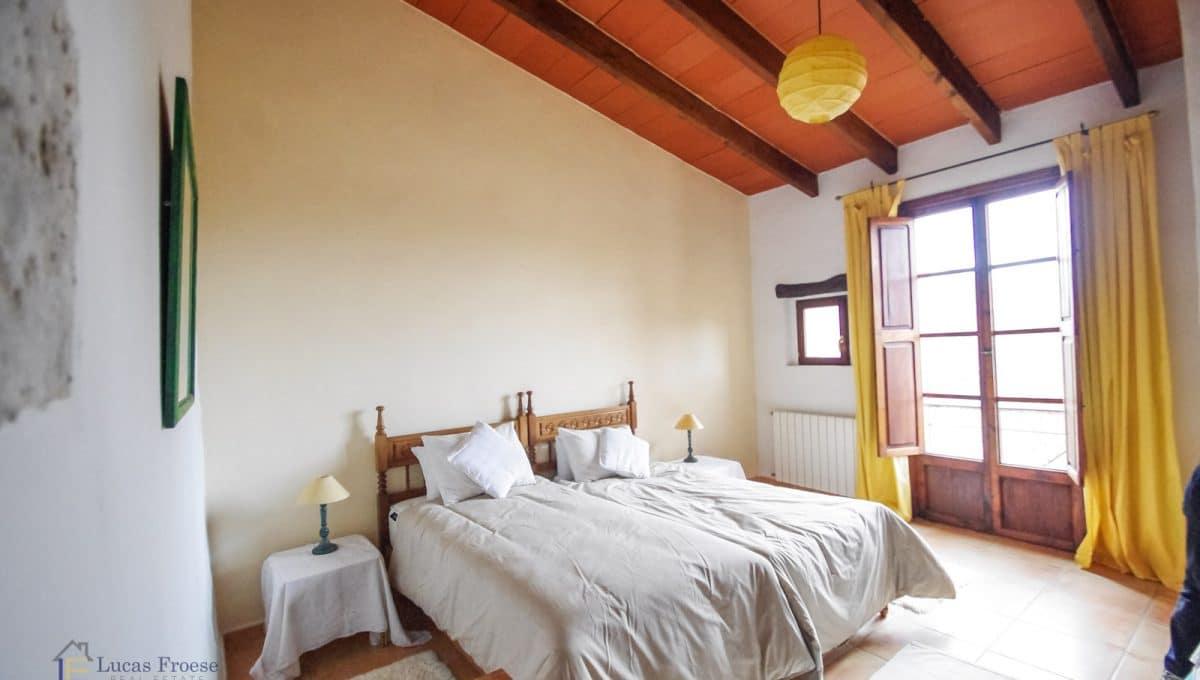 Schlafzimmer Finca Felanitx