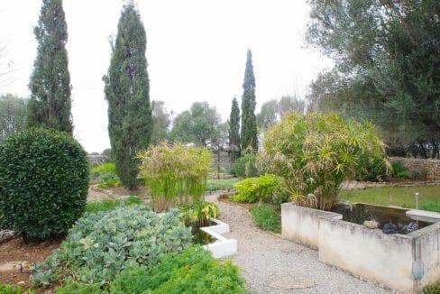Garten Felanitx Finca