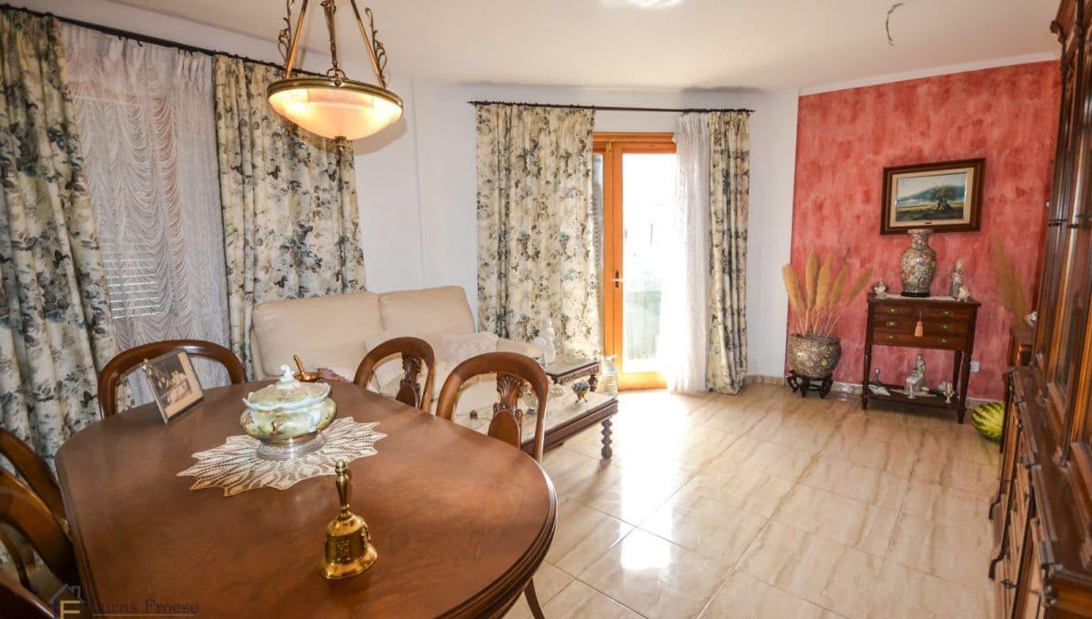 Wohnung Mallorca Campos Wohnzimmer