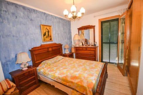 Wohnung Mallorca Campos Schlafzimmer