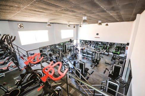 Gewerbeimmobilie Felanitx Mallorca Fitness