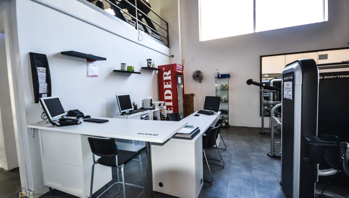 Gewerbeimmobilie Felanitx Mallorca Rezeption