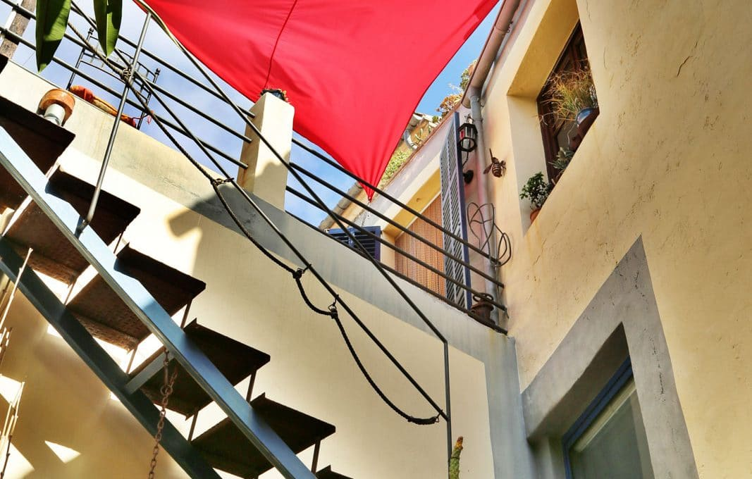 Renoviertes Stadthaus Felanitx Patio
