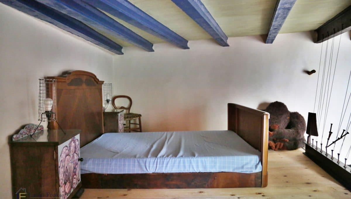 Renoviertes Stadthaus Felanitx Schlafzimmer
