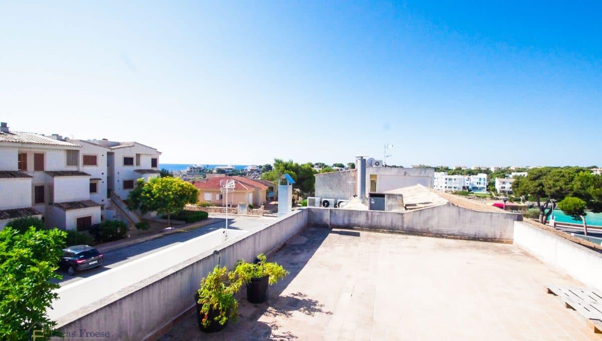 Portocolom Apartment mit Terrasse Mallorca
