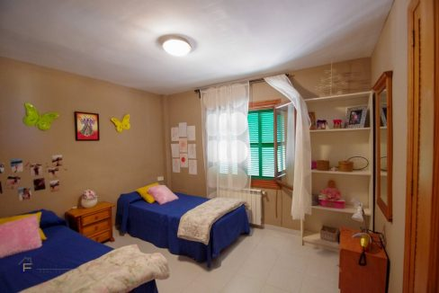 Schlafzimmer Apartment Portocolom