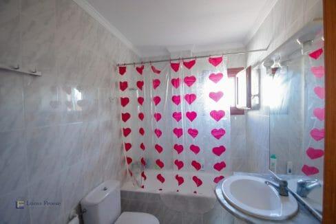 Portocolom Mallorca Apartment Badezimmer