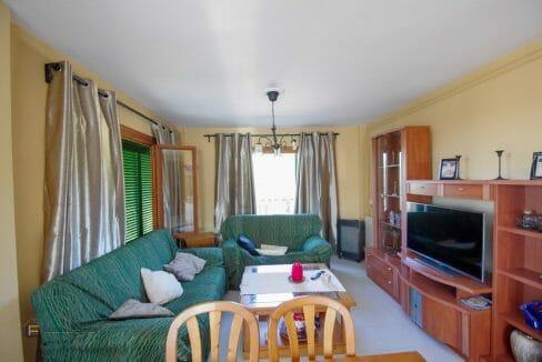 Wohnzimmer Apartment Portocolom